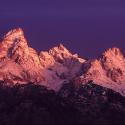 Grand Tetons Sunset