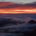 Haleakala Crater Sunrise