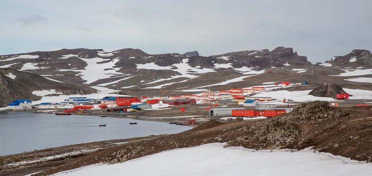 Antarctic Peninsula Day 1